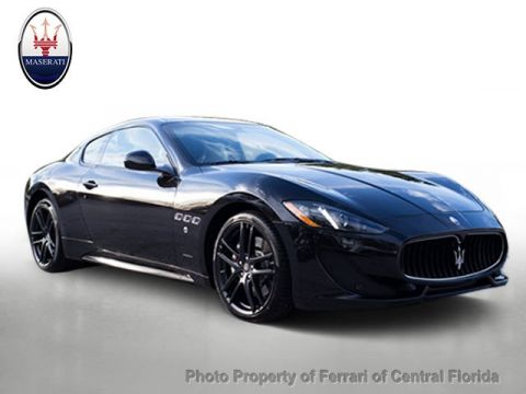 New 2016 Maserati GranTurismo  Rear Wheel Drive Coupe