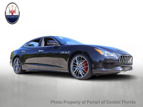 2018 Maserati Quattroporte S GranSport 3.0L Sedan