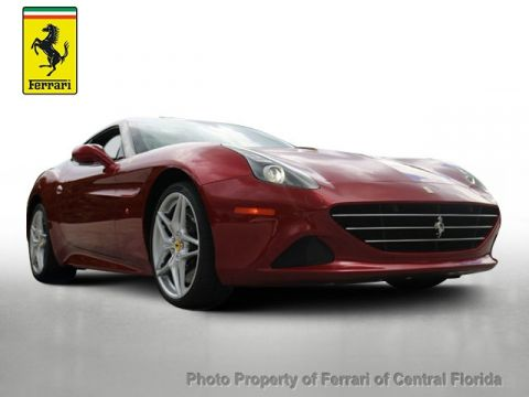 Pre-Owned 2016 Ferrari California 2dr Convertible Rear Wheel Drive Convertible