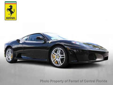 Pre-Owned 2005 Ferrari 430  Rear Wheel Drive Coupe