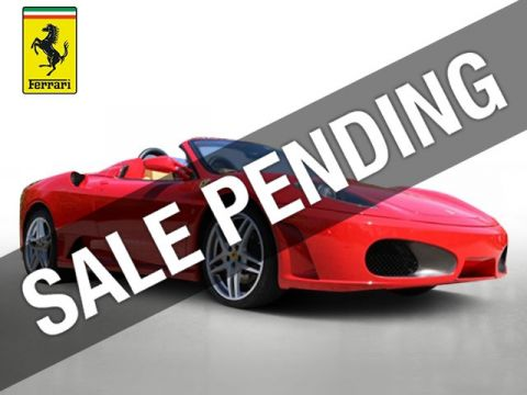 Pre-Owned 2005 Ferrari 430  Rear Wheel Drive Convertible