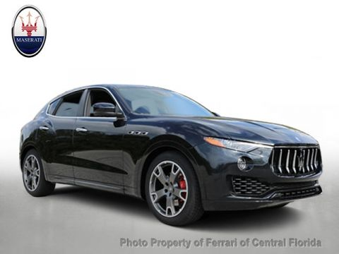 New 2017 Maserati Levante 3.0L All Wheel Drive SUV