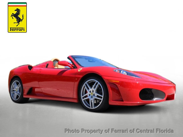 Pre-Owned 2005 Ferrari 430 2dr Convertible Spider