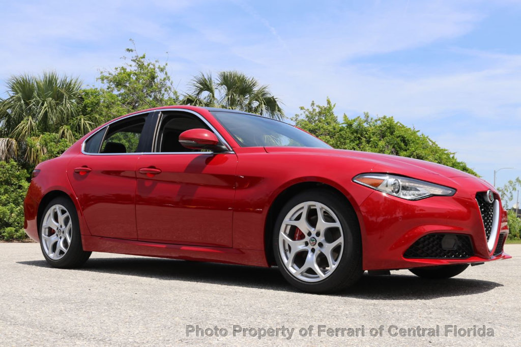 New 2018 Alfa Romeo Giulia Sedan in Orlando #588275 | Maserati of ...