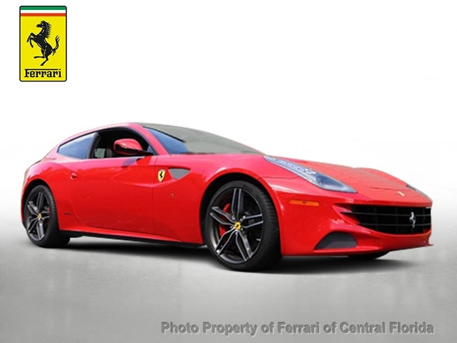 pre-owned 2016 ferrari ff base 2d coupe in orlando #216478