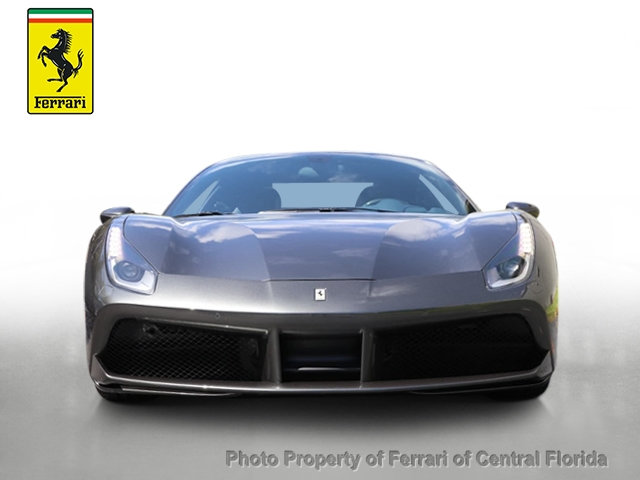 pre owned 2017 ferrari 488 gtb coupe coupe in orlando tb225138