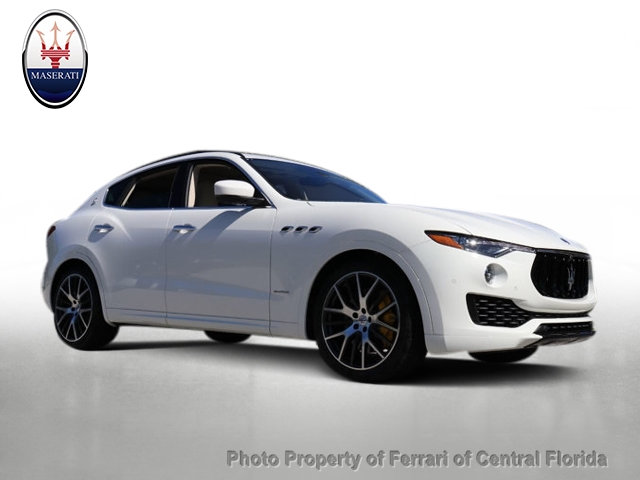 New 2018 Maserati Levante S GranSport 3.0L SUV in Orlando #269777 ...