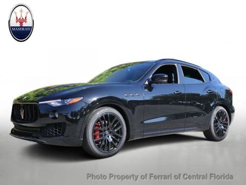 New 2019 Maserati Levante Base AWD