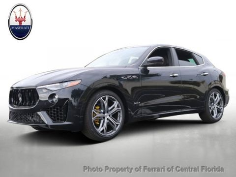 New 2019 Maserati Levante GranSport AWD